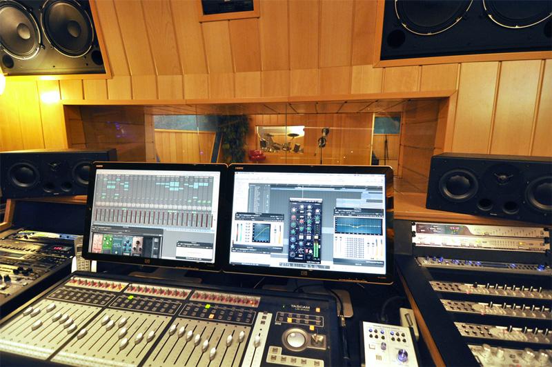 Controlekamer Opnamestudio.com