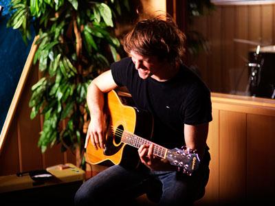 Akoestisch gitaar opnemen bij Opnamestudio.com